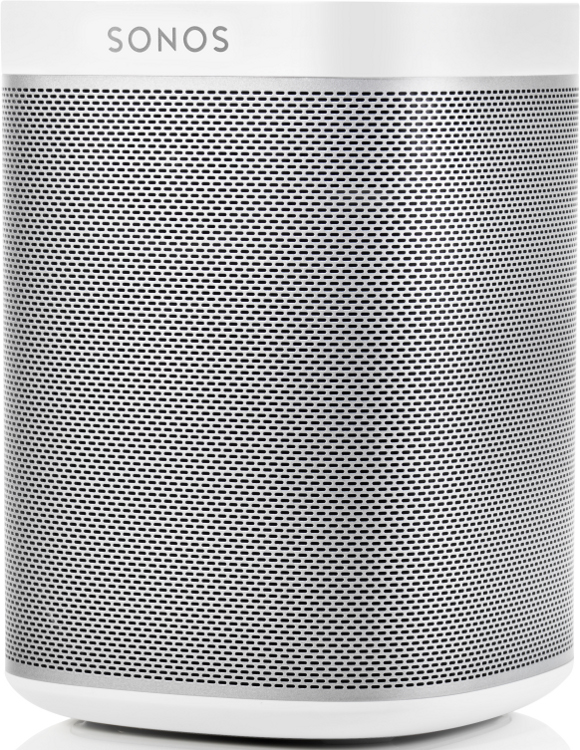 Sonos PLAY:1 White Compact Wireless Speaker