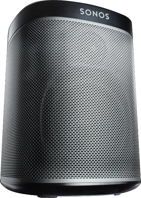 Sonos PLAY:1 Black Compact Wireless Speaker
