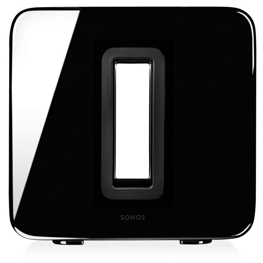 Sonos SUB Savoy Black Wireless Subwoofer
