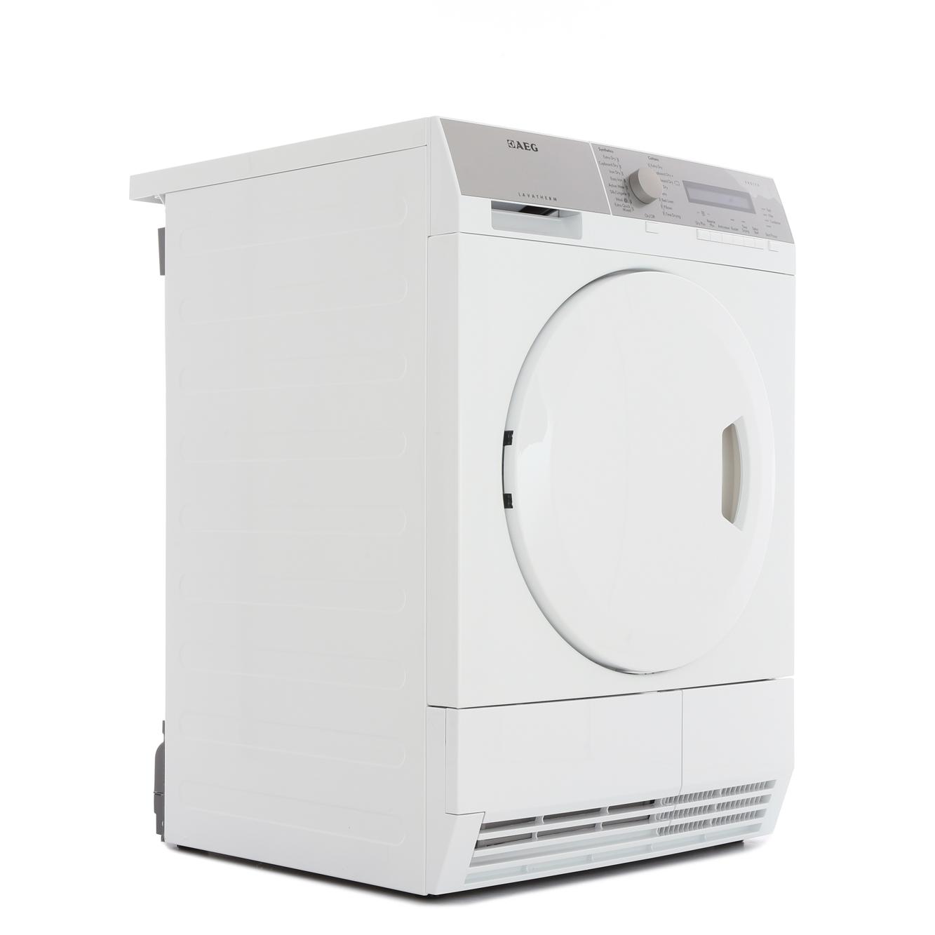 AEG T75380AH2 Condenser Dryer