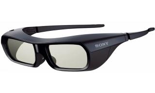 Sony TDGBR250B 3D Adult Glasses