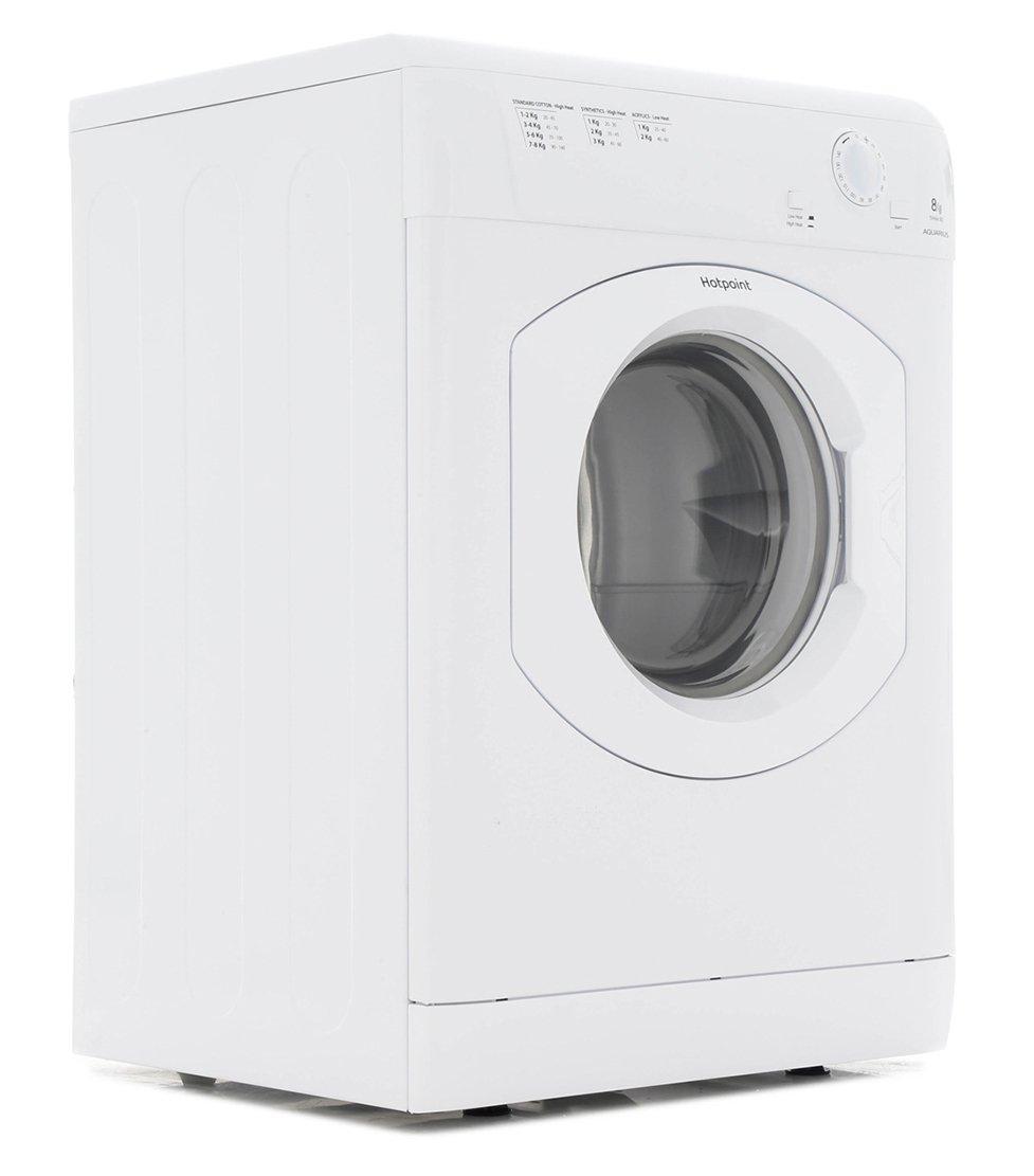 Hotpoint Aquarius TVHM80CP Vented Dryer