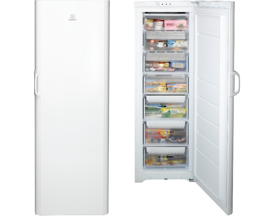 Indesit Advance UIAA12FUK Frost Free Tall Freezer