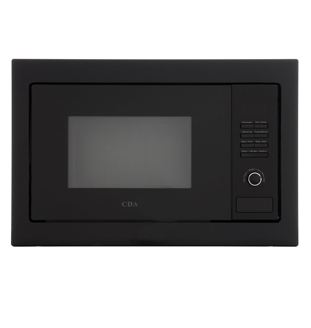 CDA VM230BL Built In Microwave with Grill