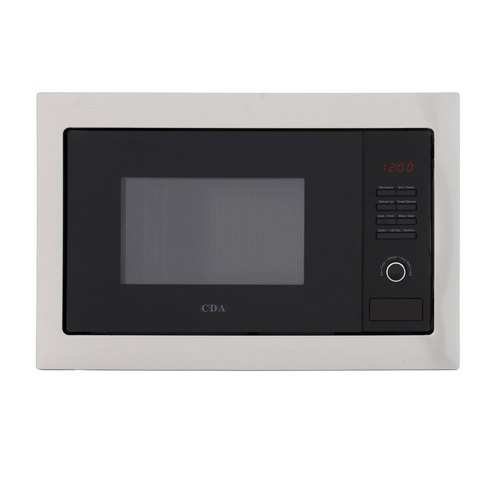 CDA VM230SS Built In Microwave with Grill