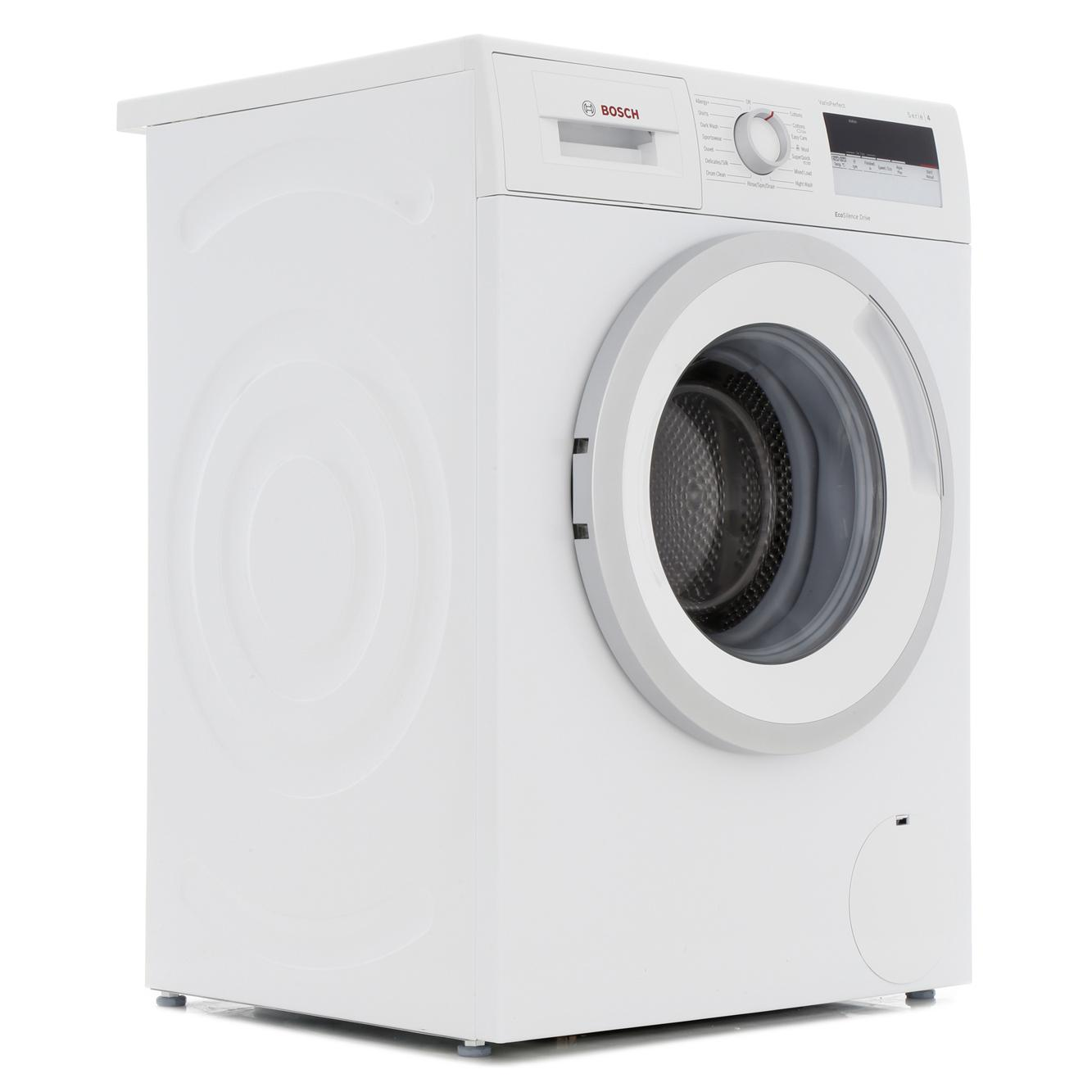 buy bosch serie 4 wan28100gb washing machine wan28100gb white marks electrical. Black Bedroom Furniture Sets. Home Design Ideas
