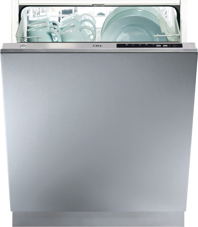 Cheap fully integrated dishwasher