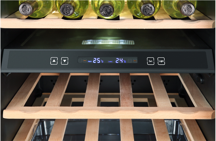 Haier Ws49gdb Wine Cooler Black Buy Online Today 365