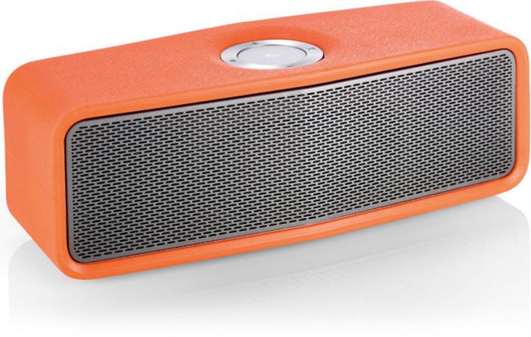 LG WT11E Orange Rubber Bumper Case for NP7550