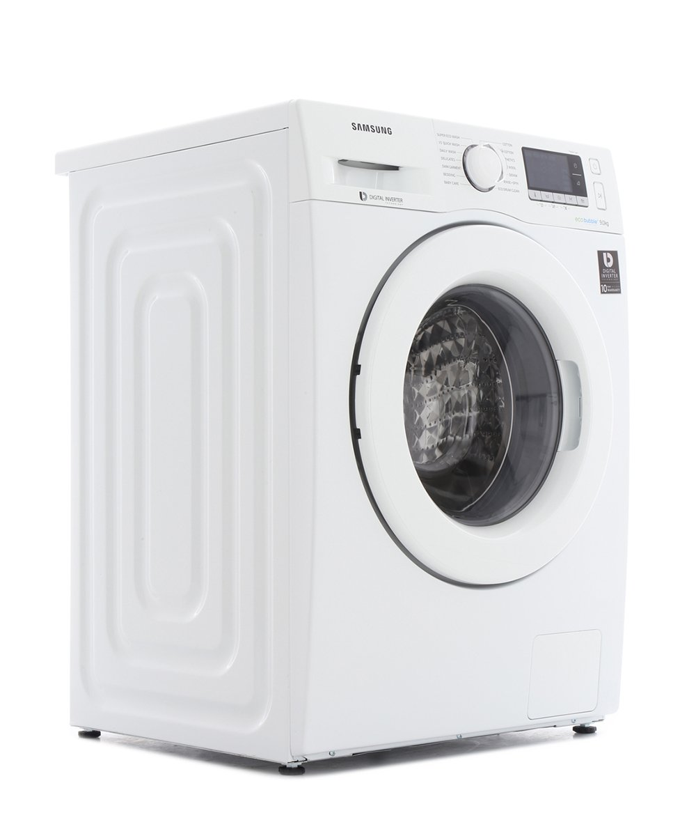 Samsung 9kg WW90J5456MW/EU Washing Machine With Ecobubble Technology