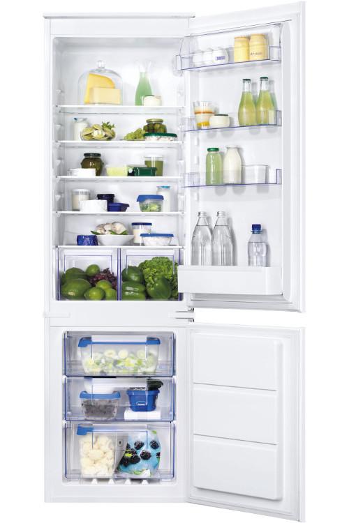 Zanussi ZBB28651SA Integrated Fridge Freezer