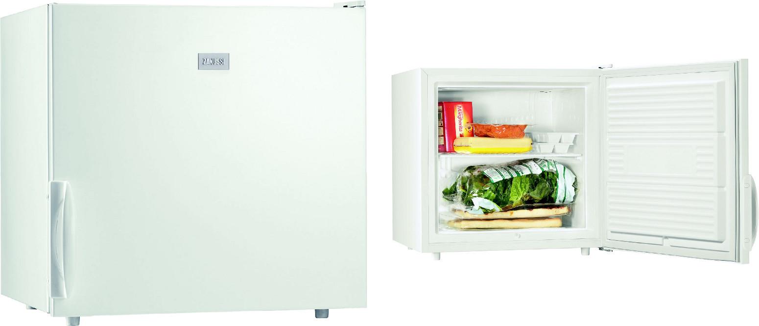 zanussi zfx405w compact freezer