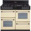 Belling Classic 100DFT Cream 100cm Dual Fuel Range Cooker