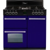 Belling Classic 90DFT Midnight Gaze 90cm Dual Fuel Range Cooker