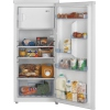 Lec TR55122W White Tall Fridge with Ice Box
