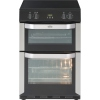 Belling FSE 60 MFTi Stainless Steel Electric Cooker with Double Oven