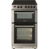 Belling FS50EDOPC Stainless Steel Electric Cooker with Double Oven