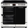 New World Vision 900E Stainless Steel 90cm Electric Range Cooker
