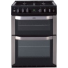 Belling FSG60TC Stainless Steel Gas Cooker Separate Grill