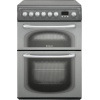 Hotpoint 60HEGS Ceramic Electric Cooker with Double Oven