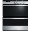 Fisher & Paykel Designer OB60HDEX4 Double Built Under Electric Oven