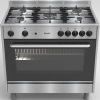 Baumatic BC190.2TCSS Stainless Steel 90cm Gas Range Cooker
