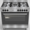 Baumatic BC391.3TCSS Stainless Steel 90cm Dual Fuel Range Cooker