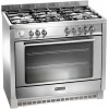 Baumatic BCD905SS 90cm Dual Fuel Range Cooker