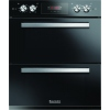 Baumatic BODM754B Double Built Under Electric Oven