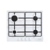 Candy CPG64SPB 4 Burner Gas Hob