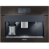 Miele PureLine CVA6805 Havana Brown Built In Coffee Maker