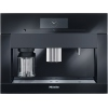 Miele PureLine CVA6805 Obsidian Black Built In Coffee Maker