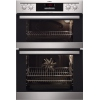 AEG DC4013021M Double Built In Electric Oven