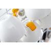 Miele G4720Sci Brilliant White Built In Semi Int. Slimline Dishwasher