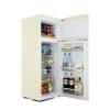ME MEFFR213CR 50's Retro Style Fridge Freezer