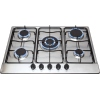 Matrix MHG200SS 5 Burner Gas Hob