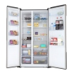 Fridgemaster MS91518FFB American Fridge Freezer