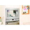 Indesit MWI122.1X Built In Microwave with Grill