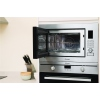 Indesit MWI2221X Built In Microwave with Grill