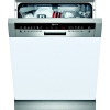 Neff S41M63N1GB Built In Semi Integrated Dishwasher