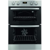 Zanussi ZOD35712XK Double Built In Electric Oven