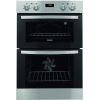 Zanussi ZOD55512XA Double Built In Electric Oven