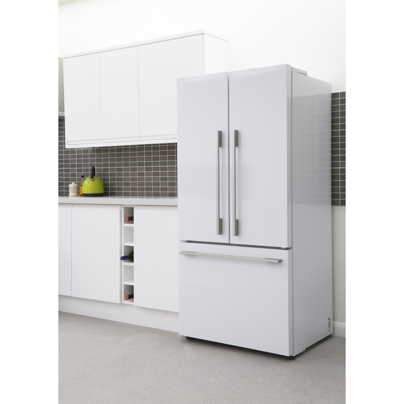 Buy fisher paykel rf522adw4 american fridge freezer for 2m french doors