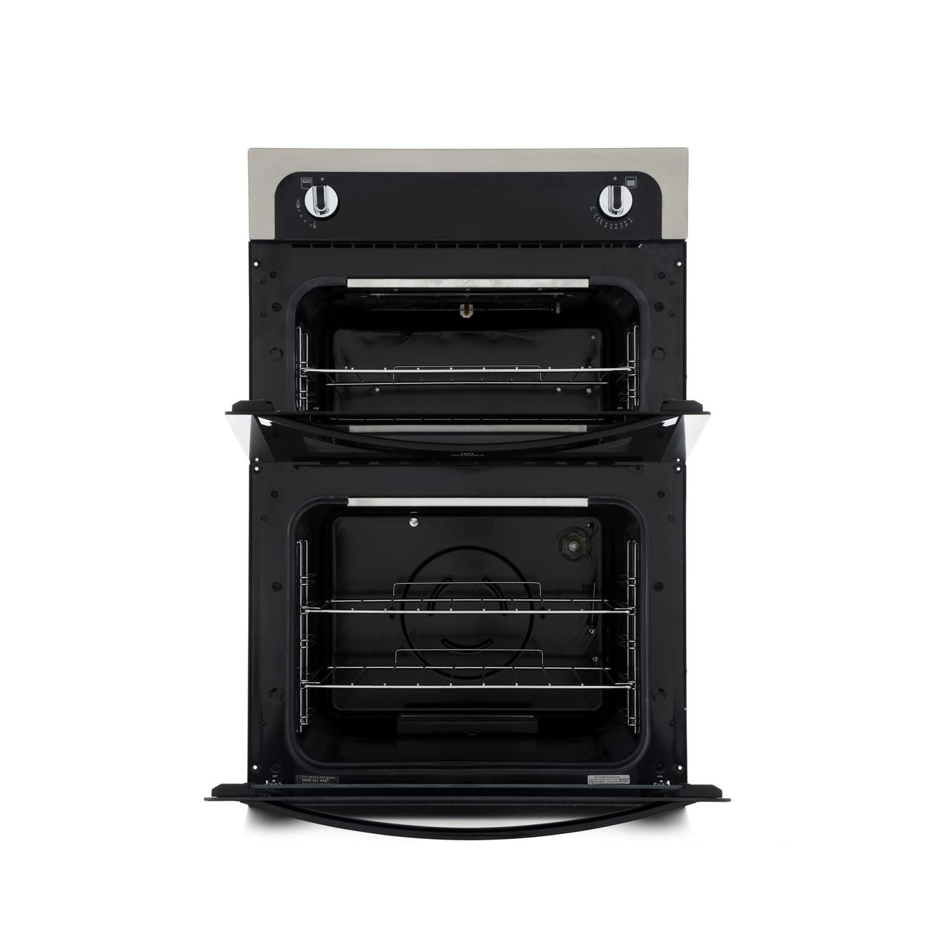 buy new world 901g stainless steel built in gas oven. Black Bedroom Furniture Sets. Home Design Ideas