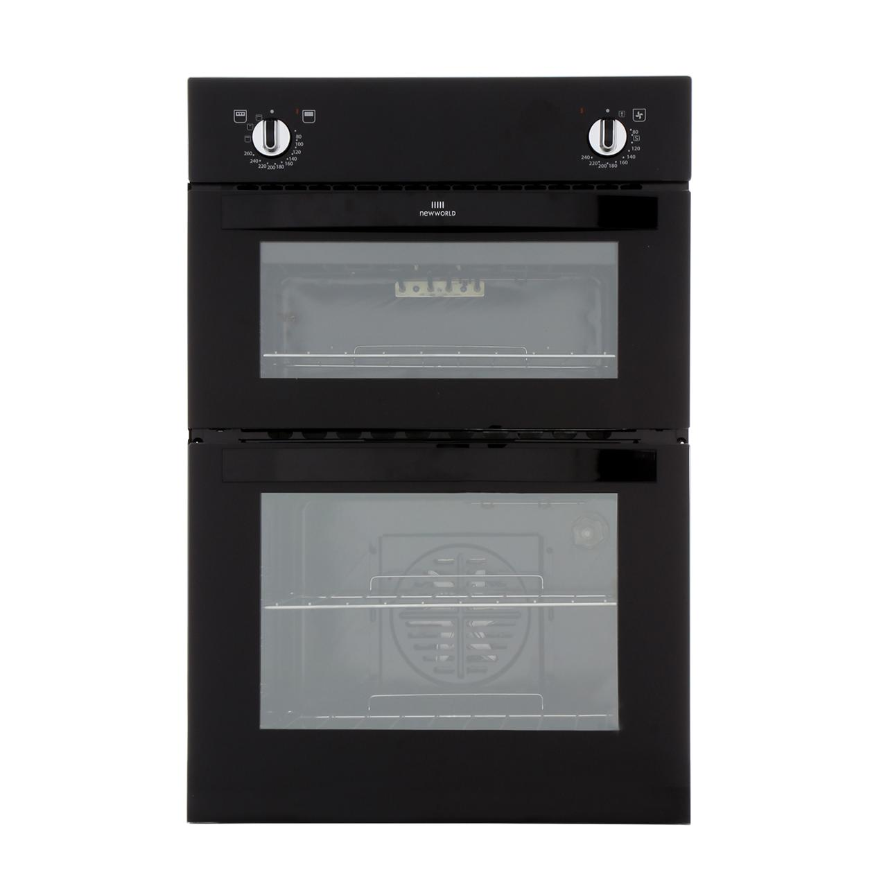 Buy New World Newwpack24 Double Built In Electric Oven