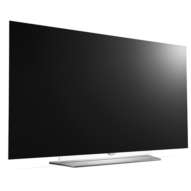 buy lg 55ef950v 55 4k ultra hd oled television silver. Black Bedroom Furniture Sets. Home Design Ideas
