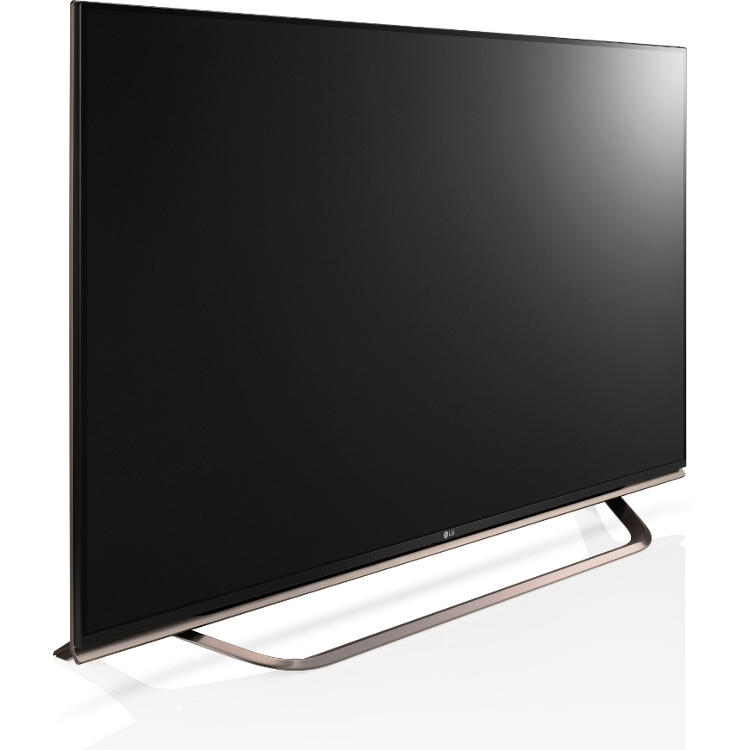 buy lg 55uf860v 55 4k ultra hd led television black with silver trim marks electrical. Black Bedroom Furniture Sets. Home Design Ideas