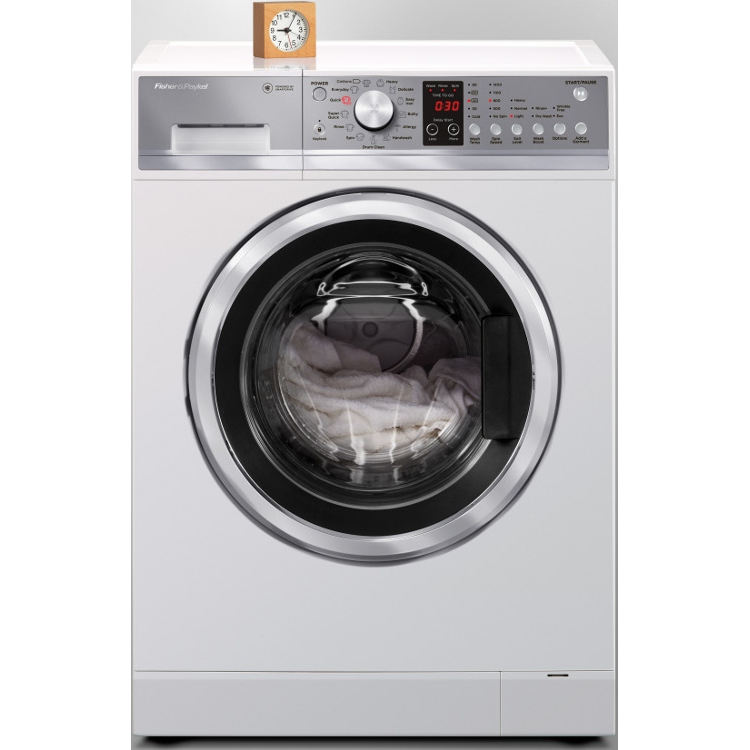 fisher and paykel washing machine manual