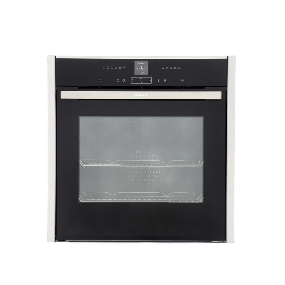 Buy neff b17cr32n1b single built in electric oven stainless steel marks electrical - Neff electric ...