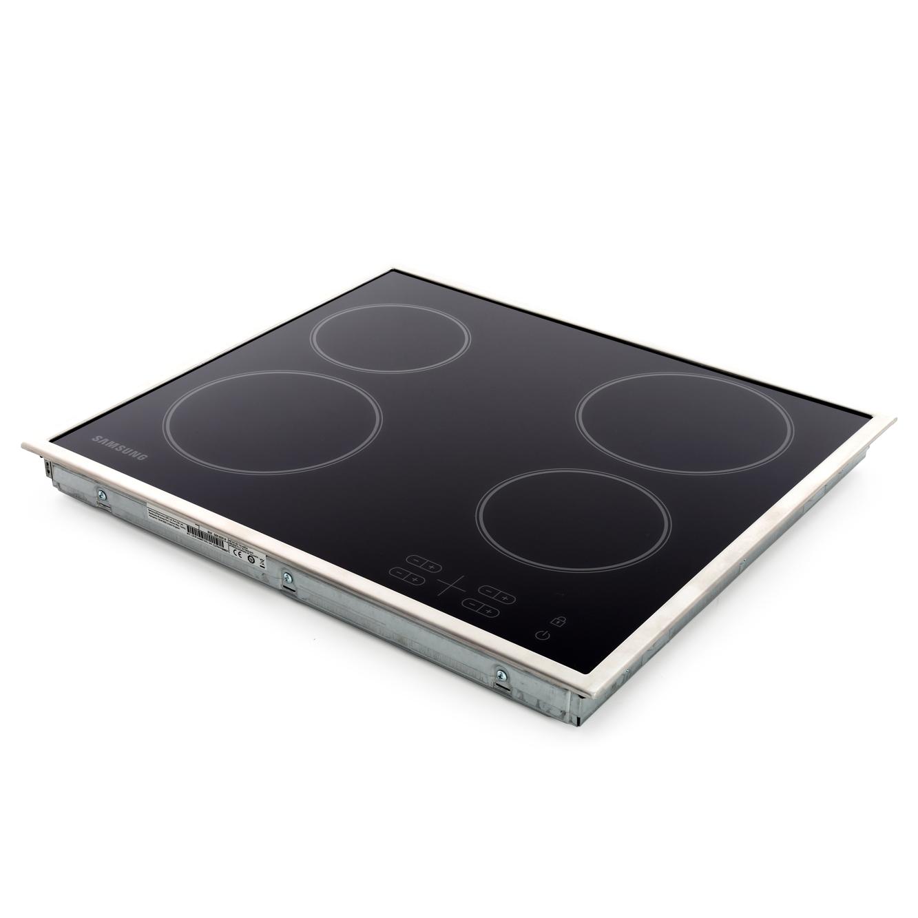 Buy Samsung C61r1aamst Ceramic Hob Stainless Steel Trim